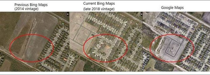 MapSavvy Offers New 30cm Bing Maps Imagery From 2019